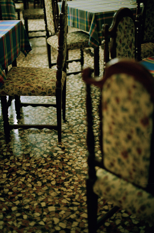 ITALIEN. Venedig Biennale. 2003. Foto: Gueorgui Pinkhassov / Magnum Photos